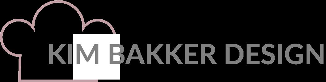 Kim Bakker Design logo